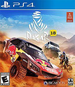 Dakar 18 PS4 PSN Mídia Digital
