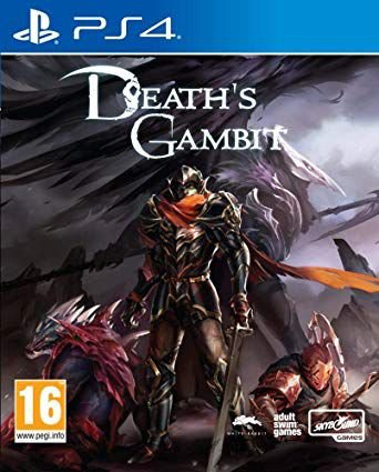 Death's Gambit  PS4 PSN Mídia Digital