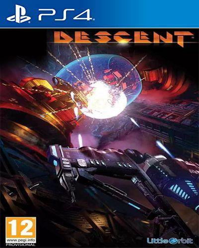 Descent PS4 PSN Mídia Digital