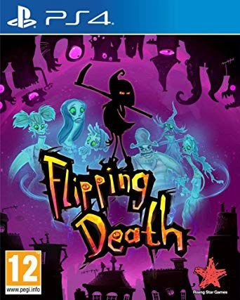 FLIPPING DEATH PS4 PSN Mídia Digital