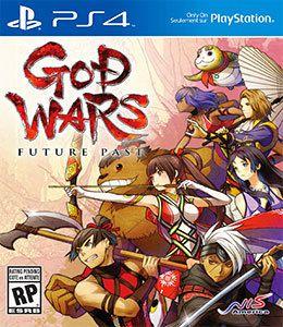 GOD WARS Future Past PS4 PSN Mídia Digital