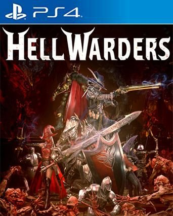 Hell Warders PS4 PSN Mídia Digital