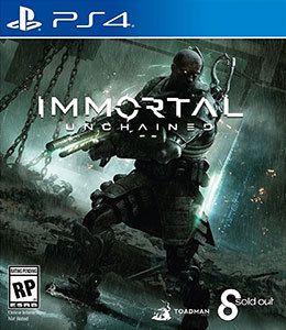IMMORTAL: UNCHAINED  PS4 PSN Mídia Digital