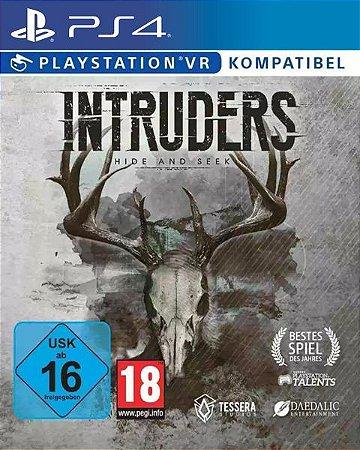 Intruders: Hide and Seek PS4 PSN Mídia Digital