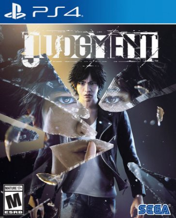 Judgment PS4 PSN Mídia Digital