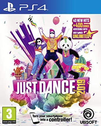 Just Dance 2019 PS4 PSN Mídia Digital