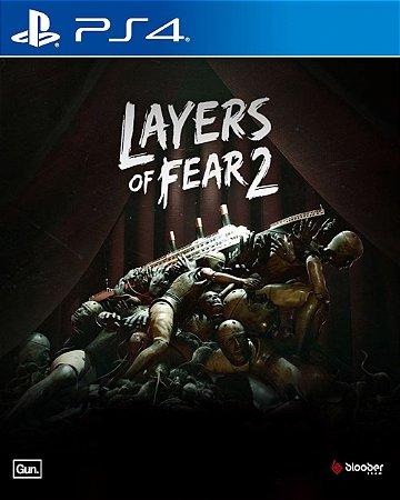 Layers of Fear 2 PS4  PSN Mídia Digital