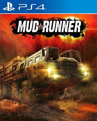 MudRunner PS4  PSN Mídia Digital