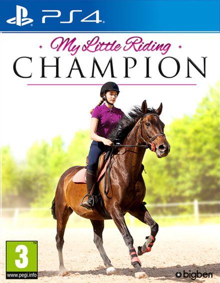 My Little Riding Champion PS4  PSN Mídia Digital