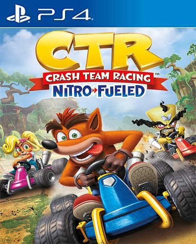 Crash™ Team Racing Nitro-Fueled  PS4 PSN Mídia Digital