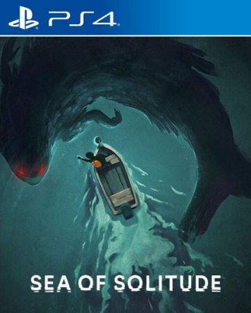 Sea of Solitude PS4 PSN Mídia Digital