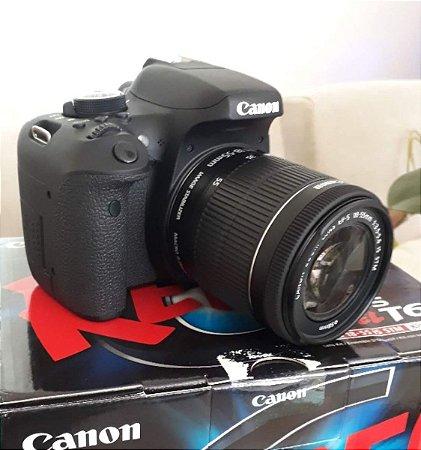 Camera Canon T6i -usada