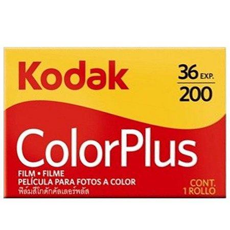 Filme Kodak 135 Colorplus 200 - 36 Poses
