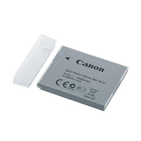 Bateria Recarregável Para Câmera Canon Nb-6lh