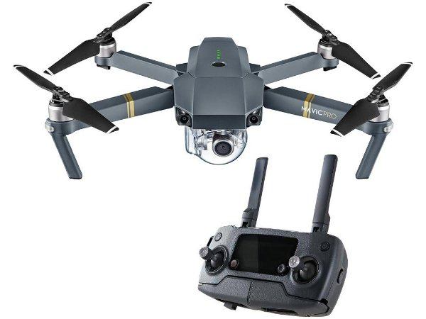 Drone DJI Mavic Pro - com Câmera