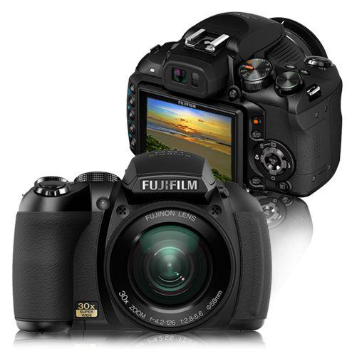 Camera Fotografica Digital Fuji Finepix HS10