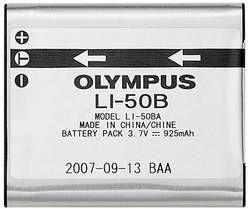Bateria Para Camera Fotografica Olympus Li50b (Sem Cartela)