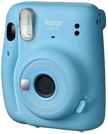 Câmera Instantânea Fujifilm Instax Mini 11-Azul