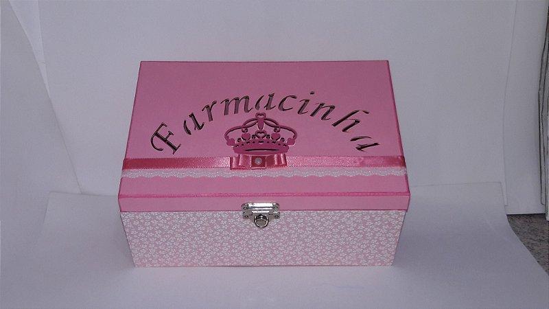 Farmacinha Personalizada