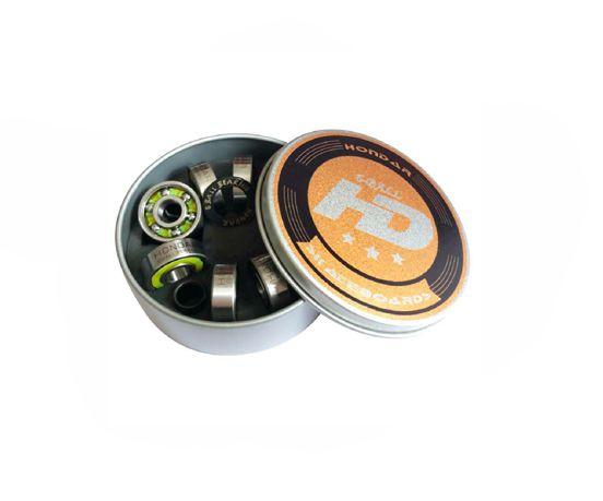 Rolamentos Hondar 6-Ball em Aço - Kit 8 Unidades