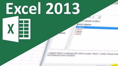 Curso Excel 2013 Intermediário 25h