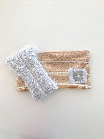 Faixa Térmica Abdominal com Ervas - Zip Toys