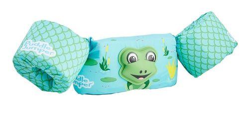 Colete Flutuante Infantil 3D - Frog