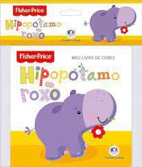 Livro de Banho Cores - Fisher Price