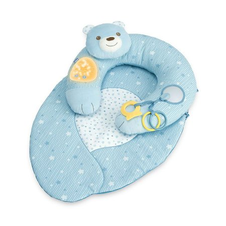 Tapete Almofada 3 em 1 My First Nest Azul - Chicco