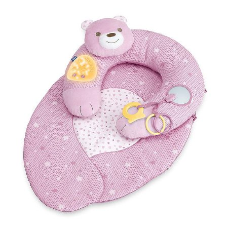 Tapete Almofada 3 em 1 My First Nest Rosa - Chicco