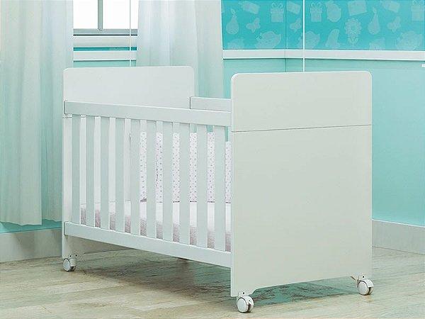 Berço Mini Cama Katatau Branco  - Matic Móveis