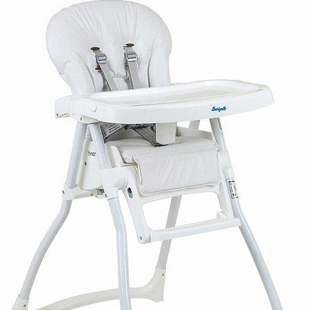 Cadeira Refeição Merenda Branca - Burigotto