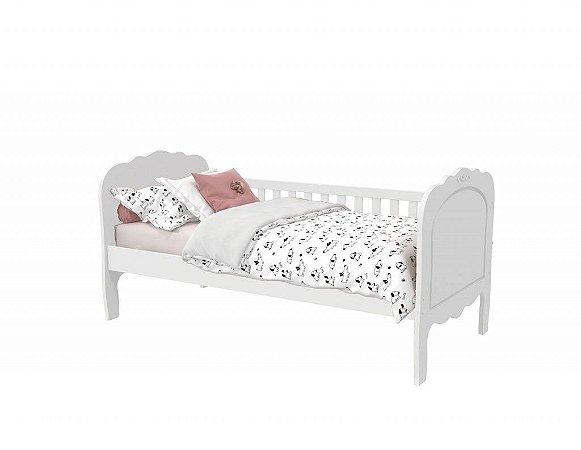 Cama Babá Provence Branca - Matic Móveis