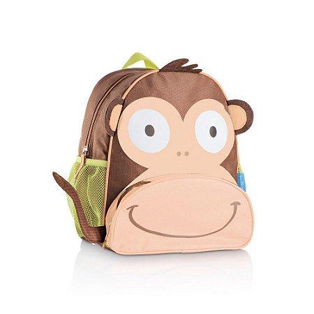Mochila Infantil Macaco - Multikids