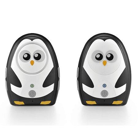 Babá Eletrônica Digital Pai Pinguim - Multikids
