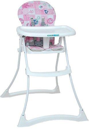 Cadeira Bon Appetit Peixinhos Rosa - Burigotto