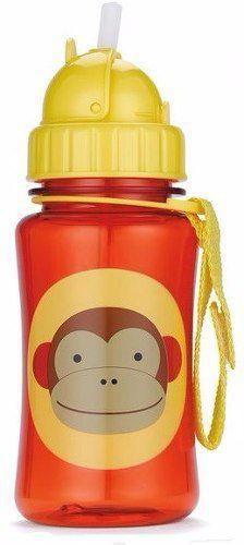 Garrafinha Zoo Macaco com canudo - Skip Hop