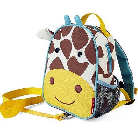 Mochila Skip Hop com Cinto Zoo Girafa