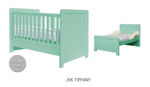 Berço Mini Cama Paola Tiffany - Puppi Móbile
