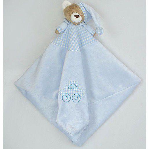 Naninha Nino Azul - Zip Toys