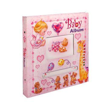 Álbum Baby Rosa 80 fotos 21x25