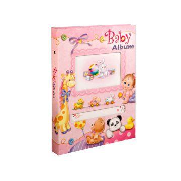 Álbum Baby Rosa 72 fotos 24x33