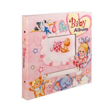 Álbum Baby Rosa 100 fotos 33x33