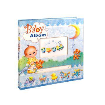 Álbum Baby Azul 100 fotos 33x33