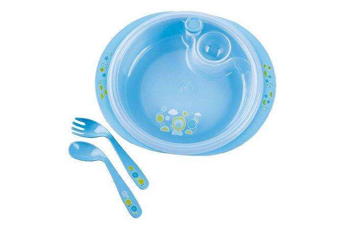 Prato Térmico Azul - Milla