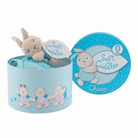 Caixa De Música Soft Cuddles Azul - Chicco