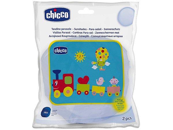 Tela Protetora Para Sol Trenzinho Chicco - 2 Un