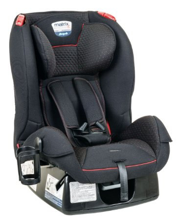 Cadeira para Auto Matrix Evolution K Dot Vermelho 0 a 25kg - Burigotto
