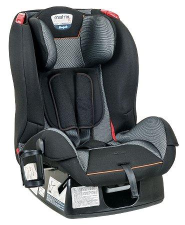 Cadeira para Auto Matrix Evolution K Cyber Orange 0 a 25kg - Burigotto