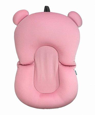 Almofada para banho Rosa - Buba